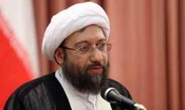 انتقاد رئیس قوه قضائیه از سخنان حسن روحانی